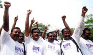 International Men's Day, Chennai 2010