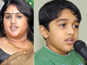 Vanith and SriHari